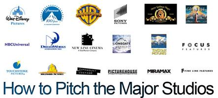 How to Pitch the Major Studios