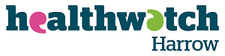 Healthwatch Harrow logo