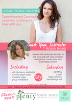 Open-Hearted Connection Workshop: a journey to falling...