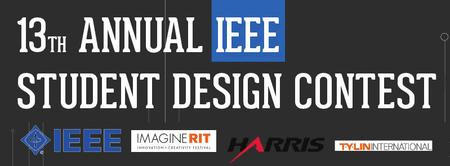 13th Annual IEEE Student Design Contest