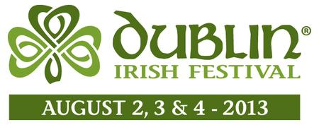 2013 Dublin Irish Festival Packages