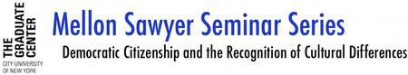 Raphael Gross: Mellon Sawyer Seminar