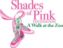 Shades of Pink Foundation - A Walk at the Zoo 2012