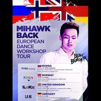 Mihawk Back Workshop Munich