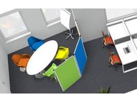 Führung durch den Work Inn Coworking Space im e-port