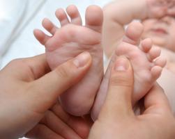 Baby Massage ROMSEY at Little Oaks Children's Centre