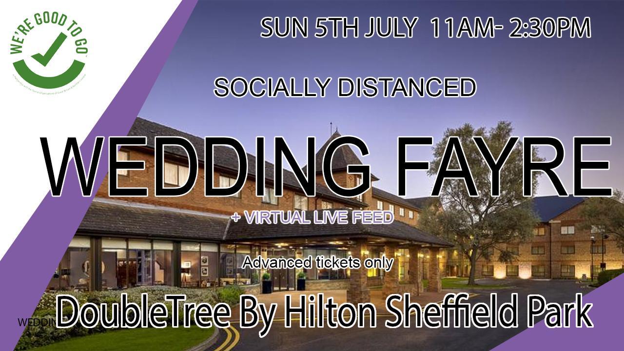 DoubleTree By Hilton Sheffield Park Wedding Fayre