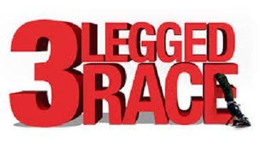 3 Legged  Charity Race