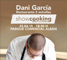 ShowCooking con Dani García