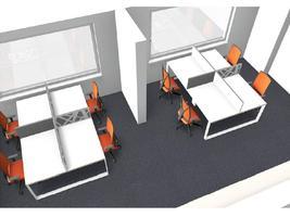 Führung durch den Work Inn Coworking Space im e-port...