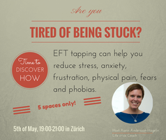 An in-depth discovery workshop to EFT tapping