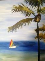 Networking, Paint & Sip Event
