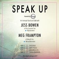 Speak Up Tour - Los Angeles, CA