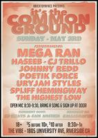 it's The Common Ground w/ Mega Ran, Haseeb & more