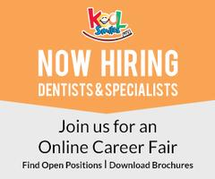 Kool Smiles Online Career Fair for Dentists and Special...