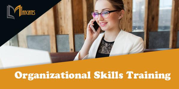 Organizational Skills 1 Day Training in Winnipeg
