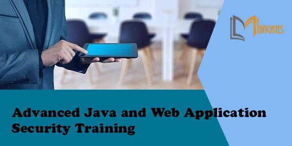 Advanced Java and Web Application Security 3 Days Training in Calgary