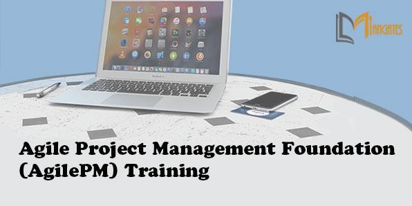 Agile Project Management Foundation (AgilePM®) 3 Days Training in Winnipeg