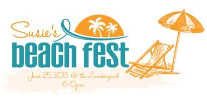 Susie's Beach Fest!