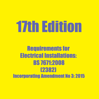 17th Edition - BS7671 Course 26 June 2015 Tickets, Fri, 26 ...