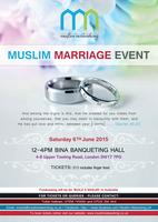 MUSLIM MARRIAGE EVENT -LONDON