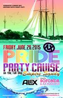 AX PRIDE PARTY CRUISE