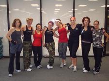ROCKSOLID Fitness Christian Group Exercise Choreography  logo