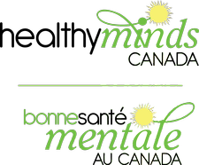 Healthy Minds Canada logo