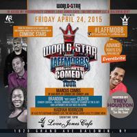WORLDSTAR HIP-HOP presents LAFF MOBB'S WORLDSTAR'S of...