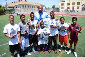 2015 Hold the Line Youth Camp