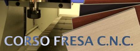 Corso abilitazione Fresatrice CNC: Si inizia! (7a...
