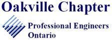 Professional Engineers Ontario - Oakville Chapter logo