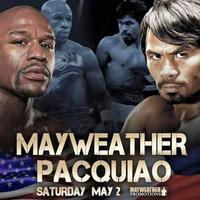 RING SIDE: Mayweather vs. Pacquiao Saturday, May 2nd