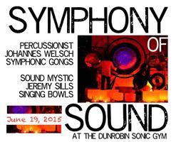 — SYMPHONY OF SOUND —