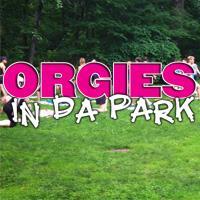 MFF Orgies In Da Park 2015