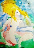 Art Macabre 'Watercolour Revolutionaries' at Cass Art...