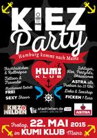 Kiezparty im Kumi Klub Mainz
