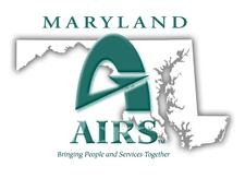 Maryland AIRS logo