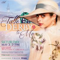 Talk Derby to Me: Posh Day Party