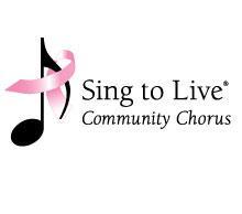 Sing to Live Community Chorus logo