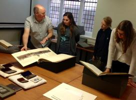 Photographic Preservation Training, St Andrews
