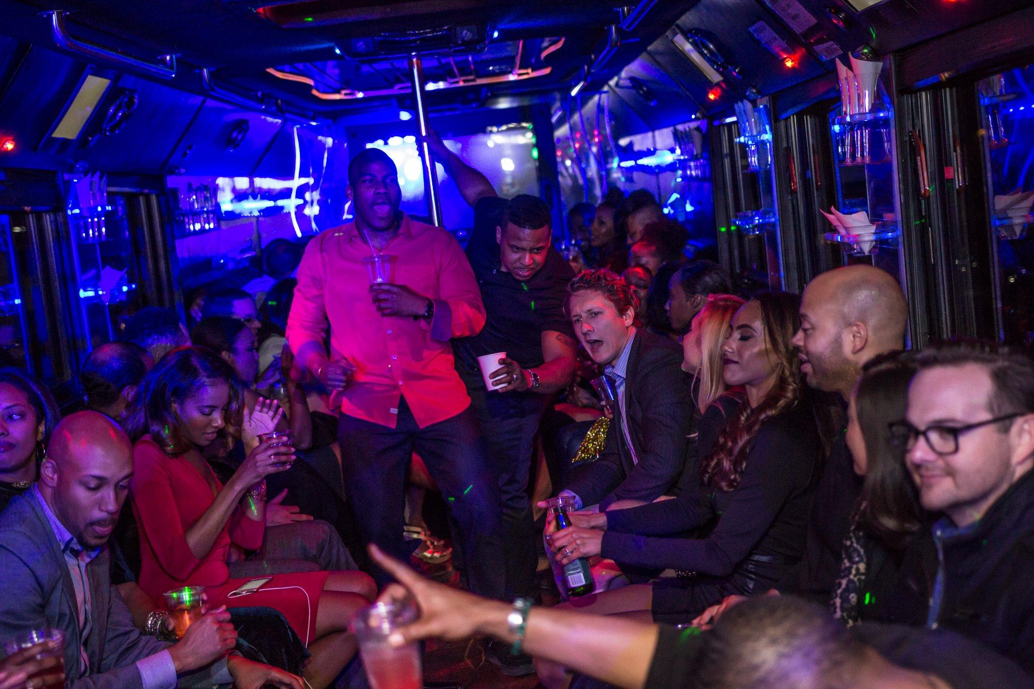 Free Open Bar / Party Bus Info WILL CALL YOU INFO HERE SIGN UP!!