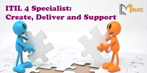 ITIL 4 Specialist: Create, Deliver and Support Training in Calgary