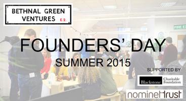 BGV FOUNDERS' DAY SUMMER 2015