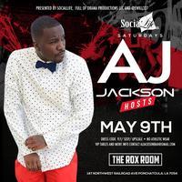 SociaLIFE.us Saturdays Hosted by AJ Jackson @ The ROX...