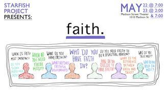 Starfish Project Presents FAITH