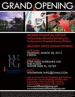 GRAND OPENING - World Financial Group Orlando