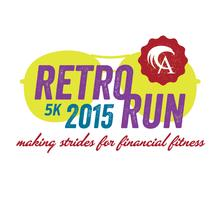 Making Strides for Financial Fitness 2015 — A Retro Run