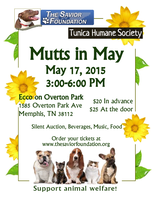 Mutts in May