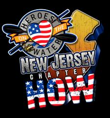 Heroes on the Water - New Jersey Chapter logo